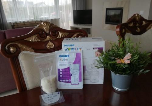 Philips avent piena maisiņi