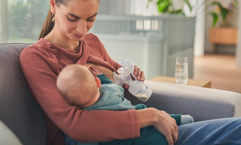 Aprīļa produktu tests: Jaunais Avent krūts piena sūknis ar Natural Motion tehnoloģiju