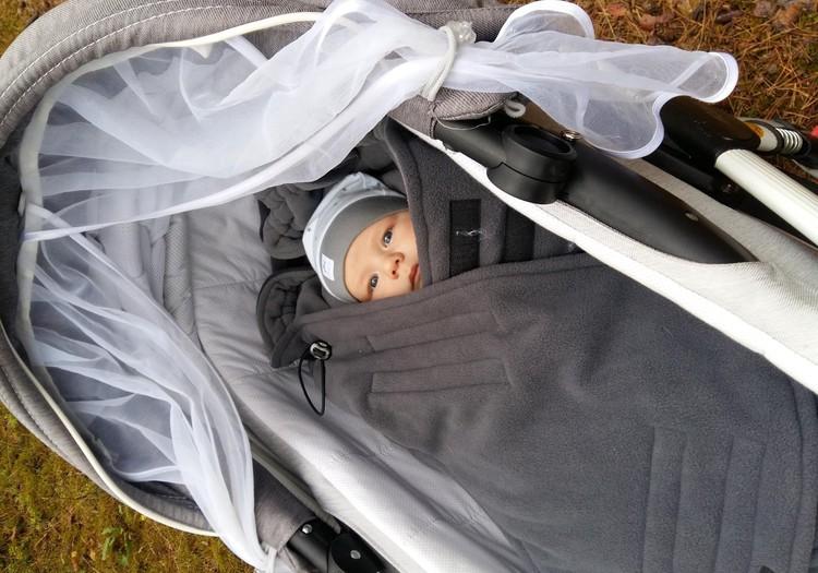 Laimīga mazuļa dienasgrāmata: Dosim vēl vienu iespēju izvizināt mazulīti
