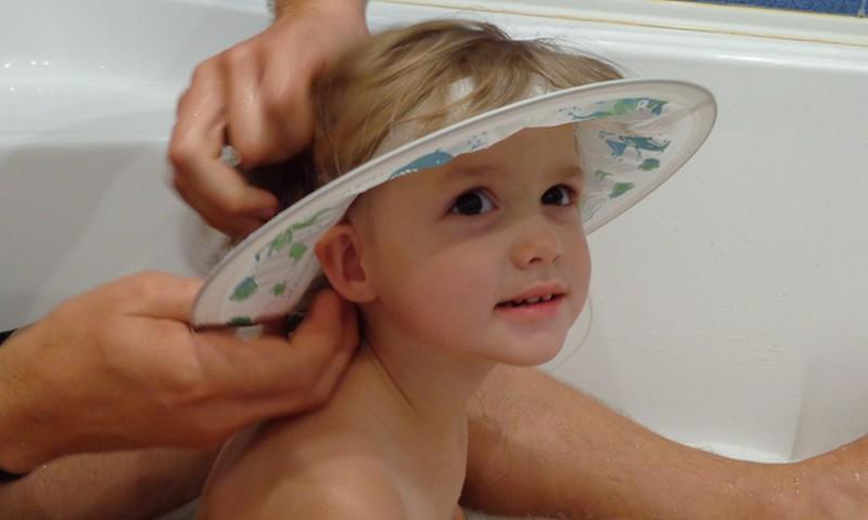 Canpol cepurīte: matiņi tīri un sejiņa sausa!