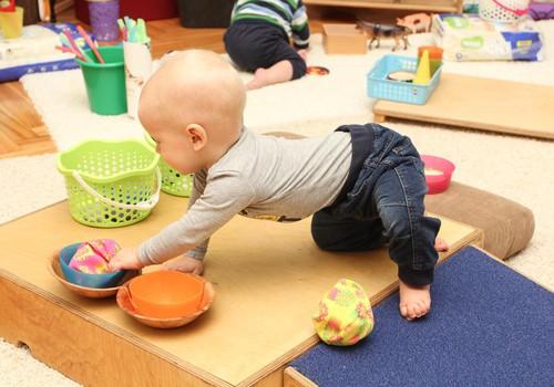 Klaudija Hēla: Palīdziet bērna pēdiņām ar reljefainu vidi