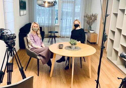 17.janvāra TV raidījuma lielajā intervijā - Rūta Reinika-Preisa