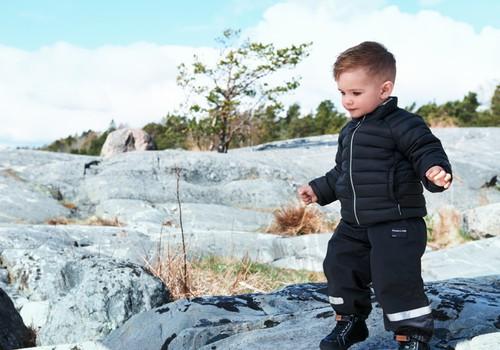Aktuāli: kā ģērbt bērnu rudenī?