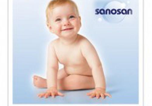 """Nāc uz izstādi """"Bērnu pasaule 2011"""" un uzzini vairāk par Sanosan kosmētiku!"""