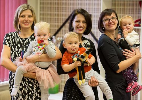 Valmierā darbu sāk jauns bērnu un ģimeņu centrs IDEJU MĀJA
