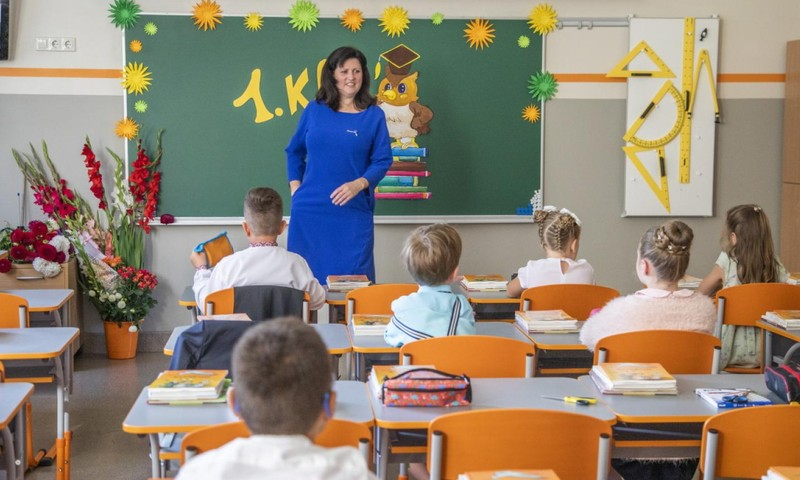 Rīgas skolās sākas 1. klašu komplektēšana nākamajam mācību gadam