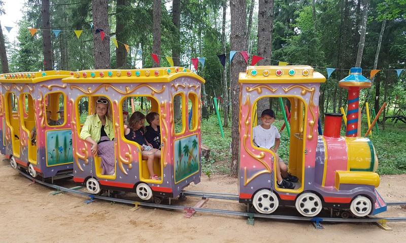 Avārijas Brigādes parks - ar ģimeni, ar draugiem vai svinot ballītes