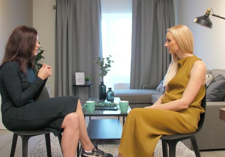 1. novembra TV raidījuma lielajā intervijā - aktrise Anta Aizupe