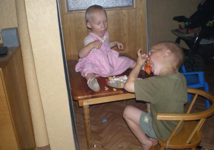 Četrus gadus vecais dēls negrib ēst.. Ko darīt?