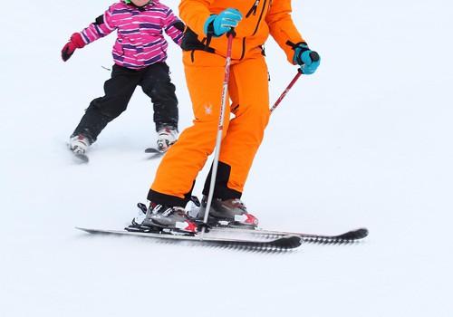 Brauc slēpot ar ģimeni uz Žagarkalnu!