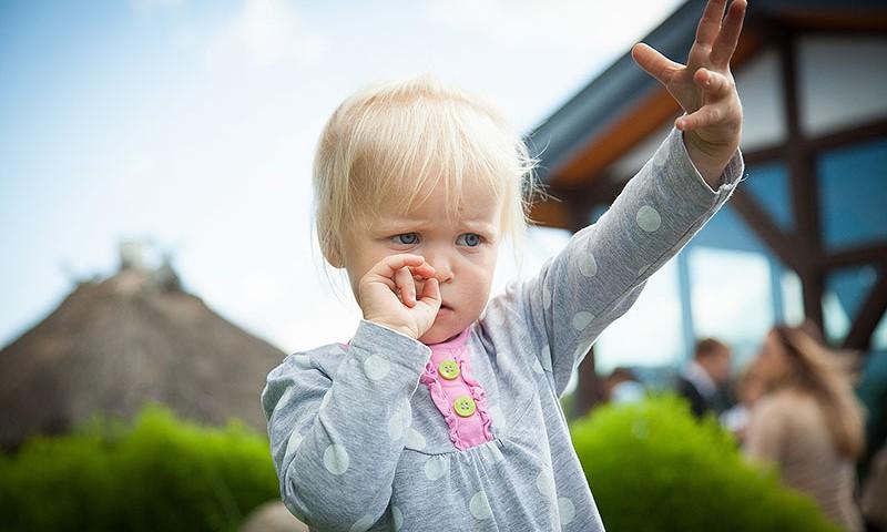 Signāli, kas liecina par bērna vēlmi nokārtoties