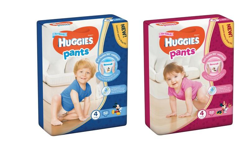 Huggies® Pants autiņbiksītes-biksītes