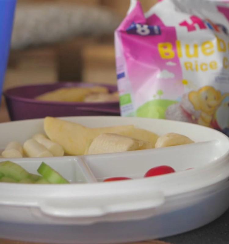 Kā pareizi uzglabāt ēdienu, kuru paredzēts ņemt līdzi ārpus mājām?