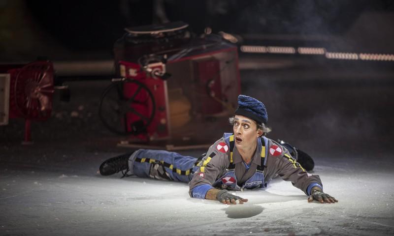 5 apbrīnojami fakti par Cirque du Soleil izrādi CRYSTAL