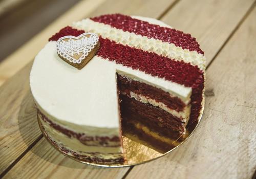 Kādu kūku likt galdā svinību laikā?