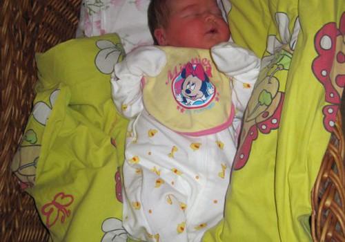 Denīzai ļoti patīk gulēt!