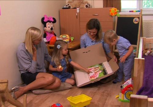 VIDEO: Kā veidojas bērnu atmiņa? Izveido personalizētu kalendāru savai atvasei!