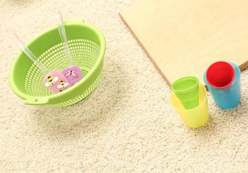 Mazulim droša mājokļa iekārtošana un materiālu izvēle