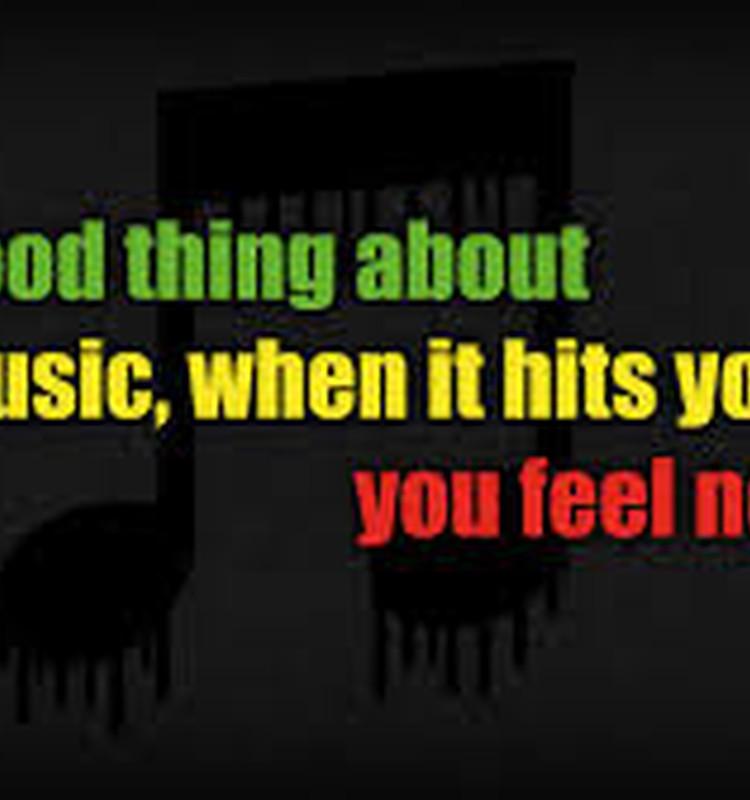 Mūzika mūsu dzīvi padara krāsaināku