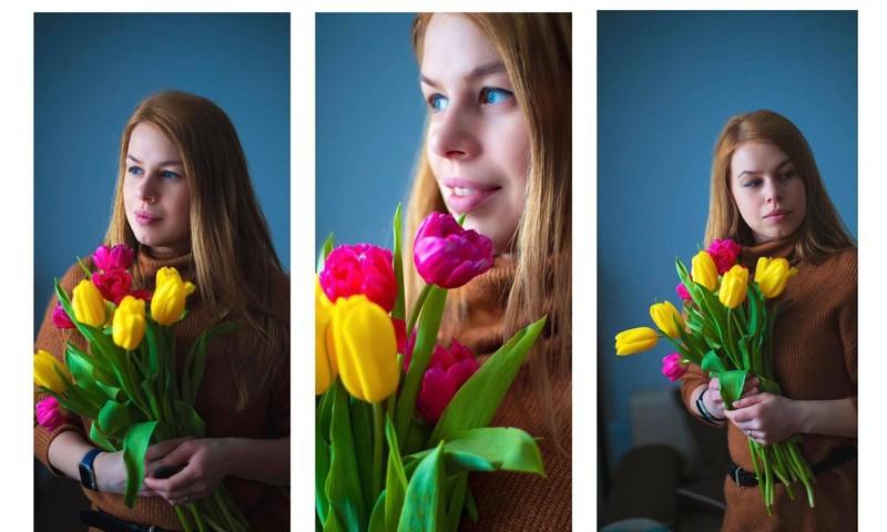 Iepazīstieties! Fotogrāfe Ļubova Dončak!