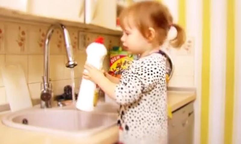VIDEO: kā pasargāt bērnu no saindēšanās?