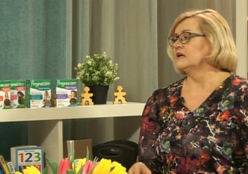 Noderīga informācija par grūtniecības laikam piemērotiem un nepieciešamiem vitamīniem ONLINE TV!