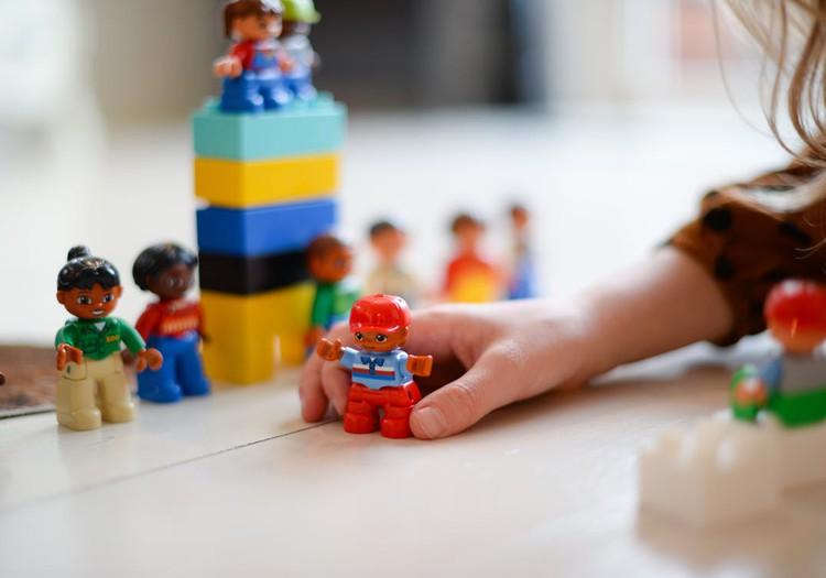 Lego, Lego, dodiet Lego!