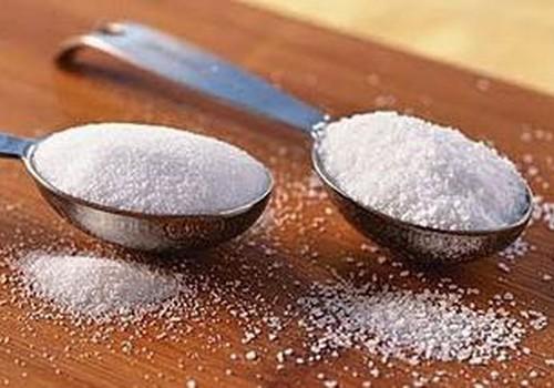Kāpēc samazināt sāls un cukura patēriņu?