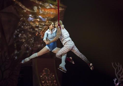 Slavenais Kanādas cirks Cirque du Soleil janvārī viesosies Rīgā