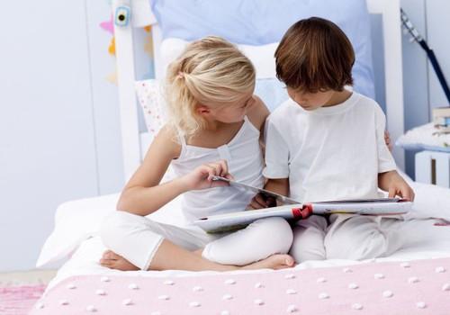 Ko bērni domā par grāmatu lasīšanu? Interesanti domu graudi