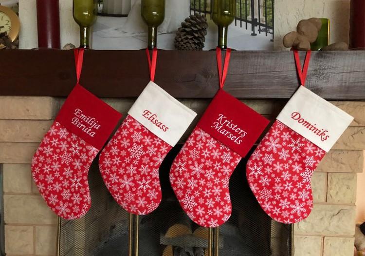 Ziemassvētkus gaidot ar zeķēm vai tomēr bez
