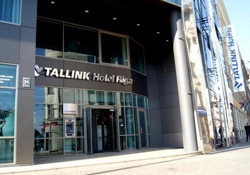 Un Tallink Hotel Riga atpūtīsies..