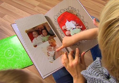 Saglabā bērna pirmā dzīves gada atmiņas īpašā fotogrāmatā!
