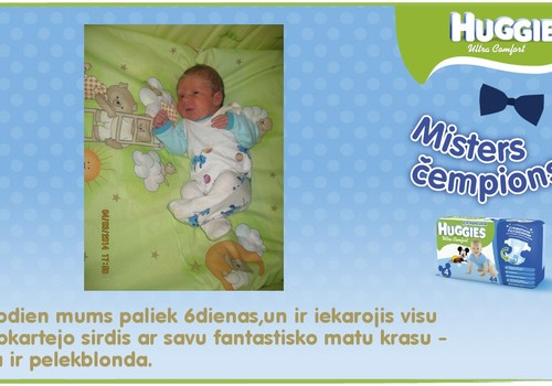 Mazais Misters - ELIASS