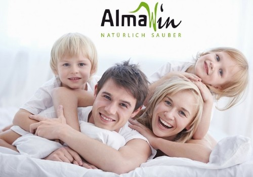 AlmaWin ekoloģiskie un dabīgie tīrīšanas un mazgāšanas līdzekļi Māmiņu Kluba festivālā!