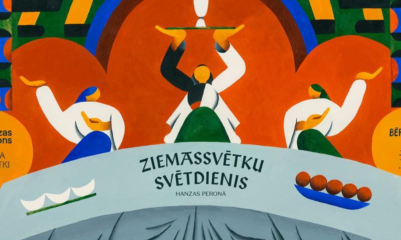 """Hanzas Perona """"Svētdienī"""" notiks """"Eņģeļi pār Latviju"""" un izdevniecības """"Droši un koši"""" franču desertu gatavošanas meistarklase bērniem"""