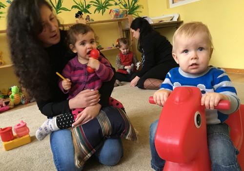 Elli un Itana piedzīvojumi: Līdz kādam vecumam Jūs ēdinājāt mazuļus ar krūti?