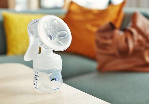Februāra Philips AVENT produktu testi: manuālais piena sūknis