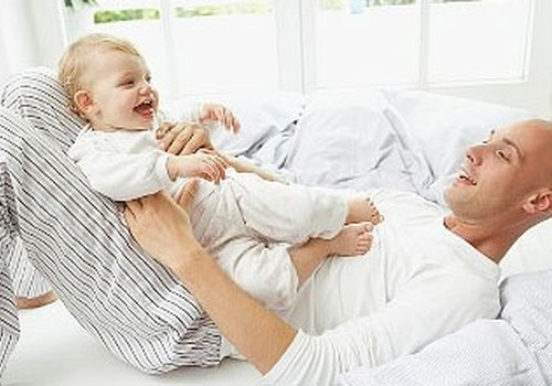 Tēva loma bērna audzināšanā