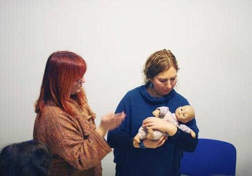 Kad vecāki kļūst par vecvecākiem: seminārs ar Diānu Zandi