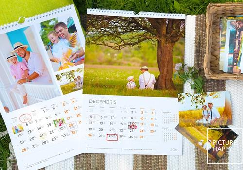 Iemūžināt mīlestību kalendāros