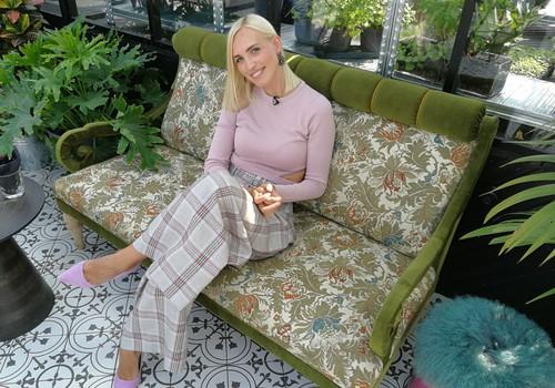 Sveicam TV raidījuma vadītāju Kristīni Virsnīti dzimšanas dienā!