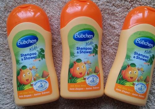 Smaržīgais Bubchen aprikožu šampūns - iesakām!