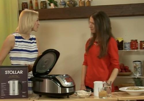ONLINE TV videosaruna: gatavojam gardas brokastis ar Signi Meirāni