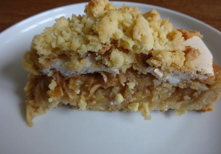 Gardās ābolu kūkas recepte