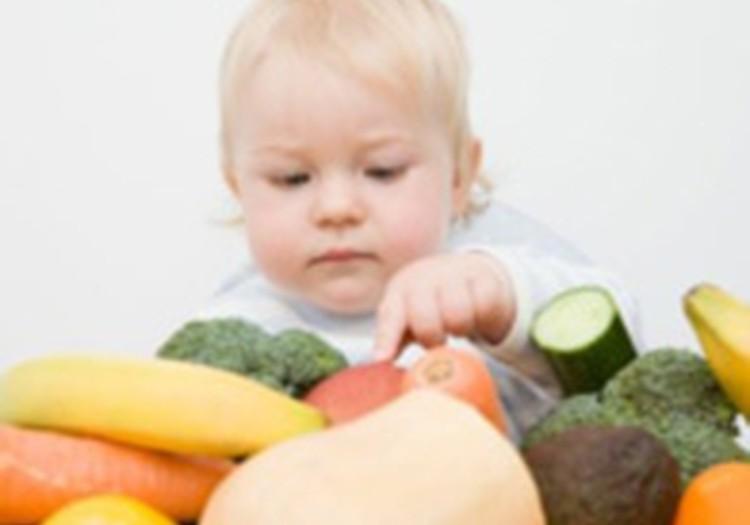 Kā dažādot mazuļa ēdienkarti?