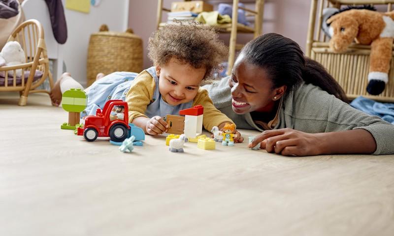 Kā jau no mazotnes stiprināt saikni ar savu bērnu?