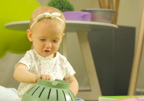 VIDEO: Mazuļa attīstība devītajā dzīves mēnesī