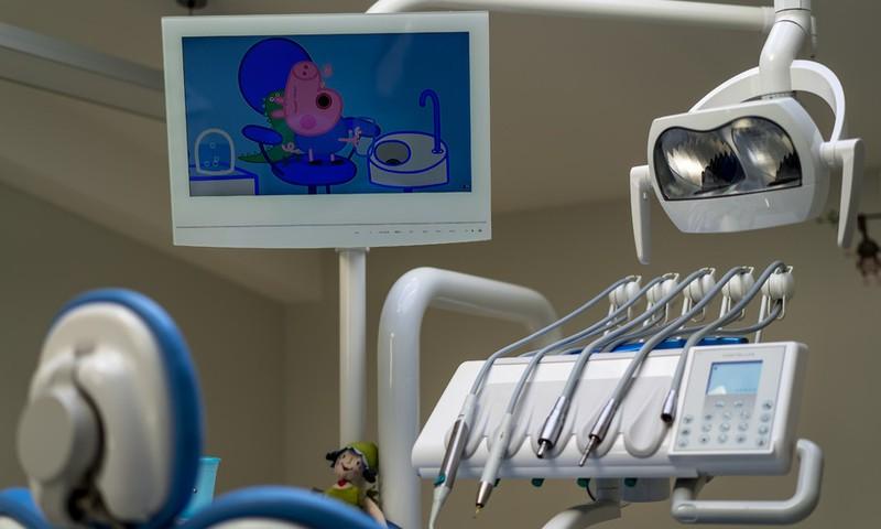 Zobārsts bērnam? Mēs iesakām Sky Dream Clinic