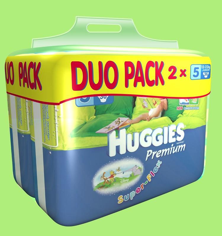 Kuras ir Tavas mīļākās autiņbiksītes no Huggies®?